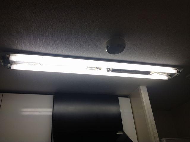 照明器具取替工事 名古屋市西区