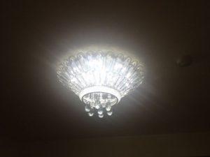 照明器具取替工事 名古屋市天白区