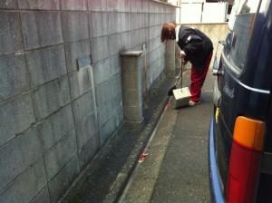 日常清掃 名古屋市南区 施工事例