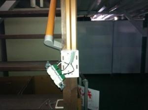 スイッチ移設工事 施工事例 名古屋市瑞穂区