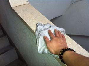 日常清掃 施工事例 名古屋市南区