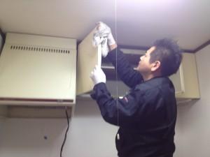 ハウスクリーニング  施工事例 名古屋市南区