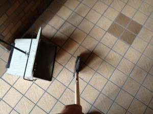 日常清掃 施工事例 西春日井郡豊山町