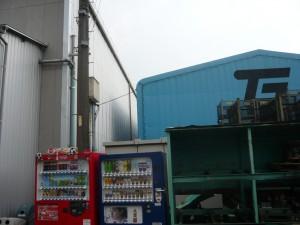 キュービクル移設工事 施工事例 愛知郡東郷町