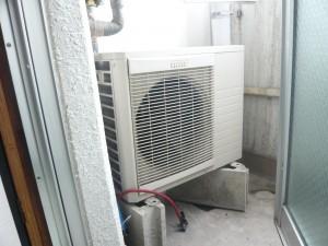 エアコン取替工事 施工事例 名古屋市千種区