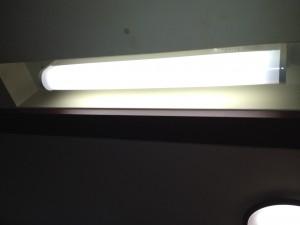 流し元灯取替工事 施工事例 名古屋市天白区