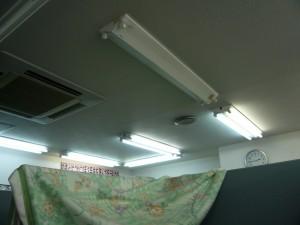 照明器具取替工事 施工事例 名古屋市中村区