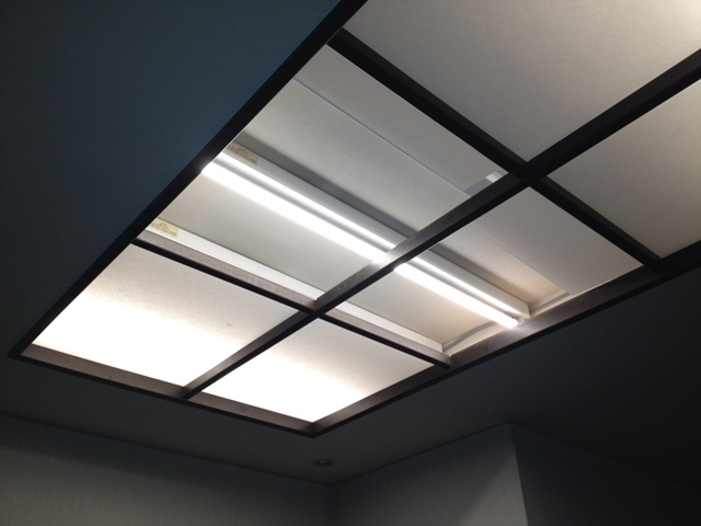 LED工事 名古屋市東区 施工後