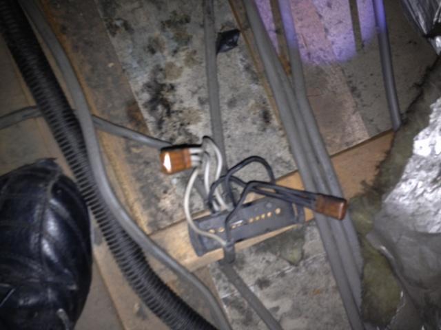 漏電調査・復旧工事 施工事例 名古屋市昭和区 発見