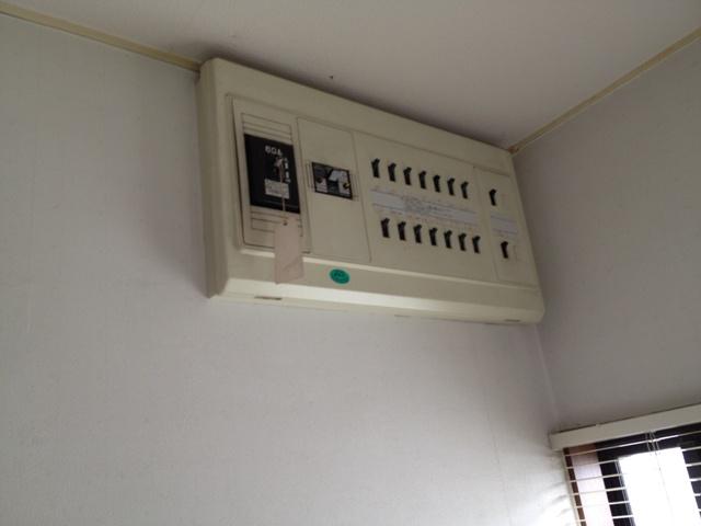 電気・電力見える化工事 施工事例 名古屋市名東区 分電盤