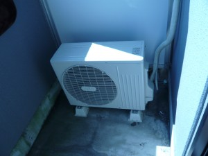 エアコン取付工事 名古屋市北区 施工事例 設置
