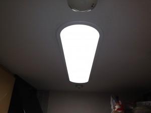 LED工事 施工事例 名古屋市西区 施工後その2