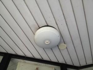 照明器具取替工事 施工前 名古屋市昭和区