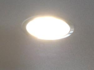 照明器具取替工事 施工後 名古屋市港区