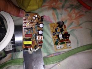 照明器具修理 施工中 名古屋市昭和区