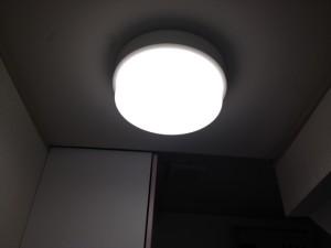 照明器具取替工事 施工後 名古屋市北区