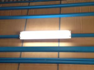 照明器具取替工事 施工後 名古屋市中村区