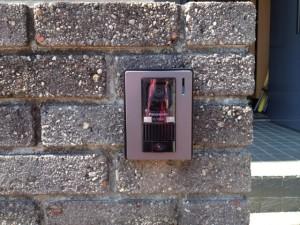 インターフォン取替工事 施工後 名古屋市北区