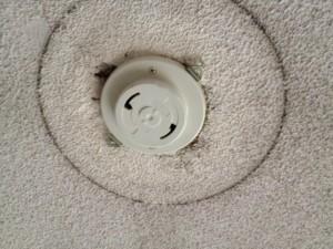 照明器具取替工事 名古屋市南区 施工中