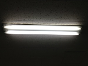 照明器具取替工事 名古屋市中区 施工後