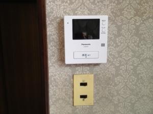 インターフォン取付工事 名古屋市南区 施工後