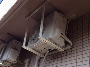 エアコン取替工事 名古屋市西区 施工後