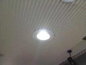 照明器具増設工事 名古屋市中村区 施工後