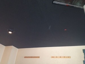 照明工事 名古屋市東区 施工前