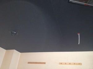 照明工事 名古屋市東区 施工中
