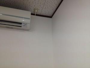 照明器具取付工事 名古屋市中川区 施工前