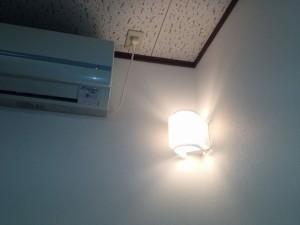 照明器具取付工事 名古屋市中川区 施工後