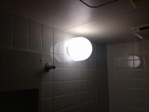 照明器具取替工事 名古屋市千種区 施工後