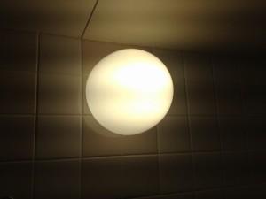 照明器具取替工事 名古屋市昭和区 施工後