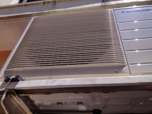 エアコン取替工事 名古屋市東区 施工後