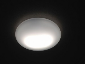 照明器具取替工事 名古屋市西区 施工後