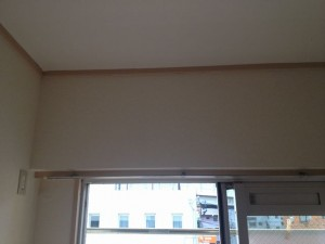 エアコン取付工事 名古屋市北区 施工前