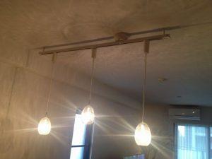 照明器具取付工事 名古屋市千種区 施工後