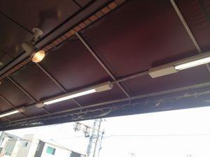LED工事 名古屋市西区 施工後