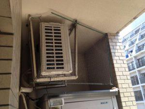 エアコン移設工事 名古屋市千種区 施工後