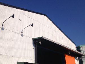 照明器具取付工事 名古屋市港区 施工後