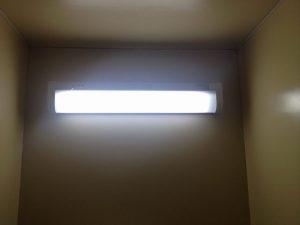 照明器具取替工事 名古屋市東区 施工後