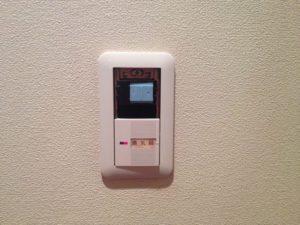 名古屋市中川区にてスイッチ取換工事を行いました。