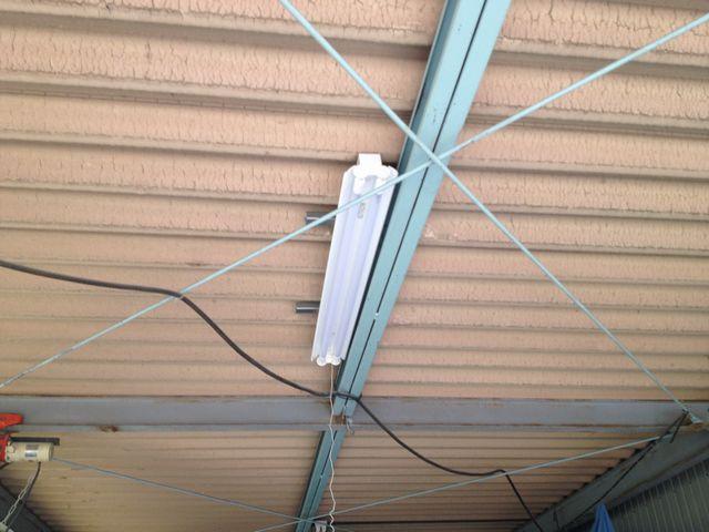 名古屋市守山区にてLED照明器具取付工事のご依頼をいただきました!