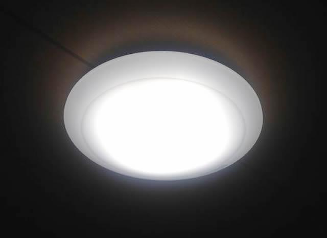 照明器具電気工事のご依頼をいただきました!愛知県豊山町にて照明器具取替工事