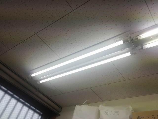 名古屋市東区 照明器具交換の電気工事