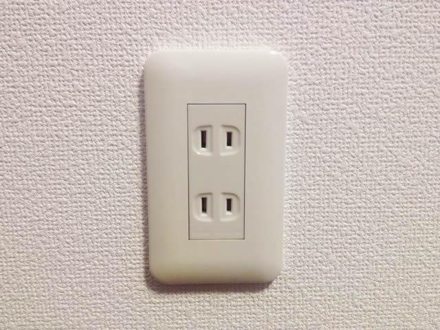 コンセント電気工事・電気修理のご依頼をいただきました!(名古屋市西区)